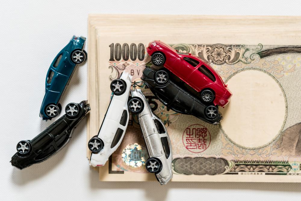 中古査定で150万円と90万円の査定をもらいました。どうしてこんなに違うのでしょうか?