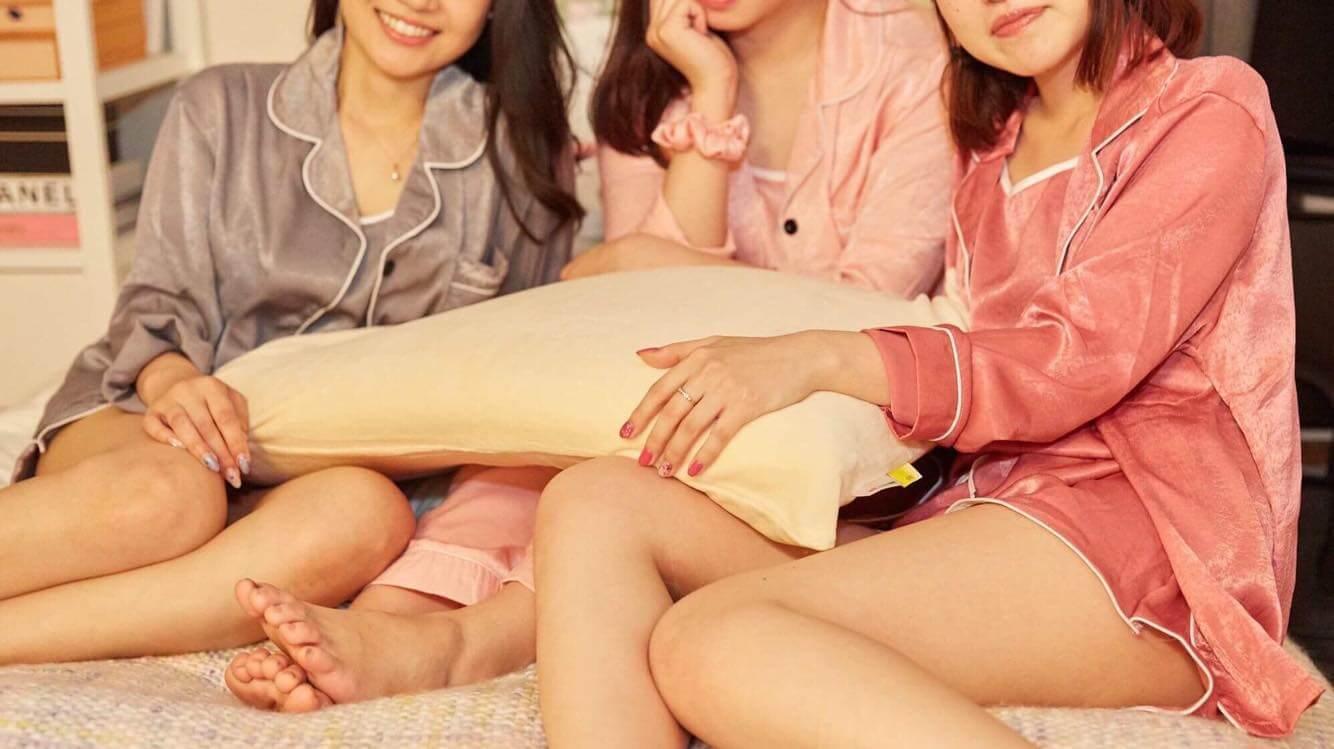 「彼氏の家のベッド事情」パジャマ女子会ぶっちゃけトーク♡