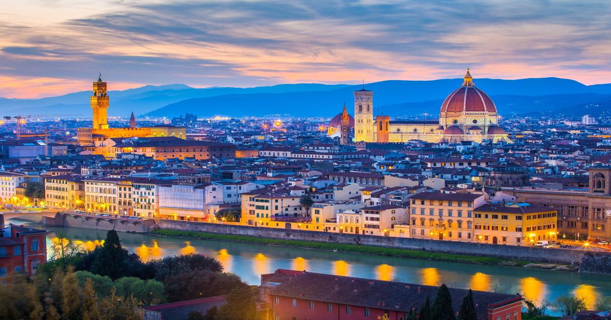 花の女神の都「フィレンツェ」の美しいスポットや魅力を紹介